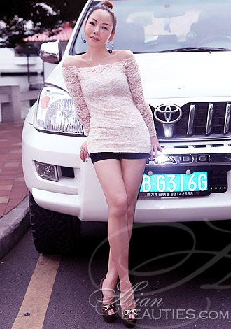 member in china: jie from shenzhen, 42 yo, hair color black